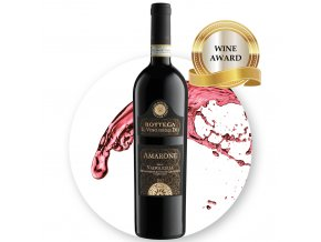 BOTTEGA Amarone Valpolicella DOCG EDIT award