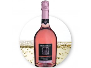 DOMUS PICTA Prosecco Rose DOC Extra Dry