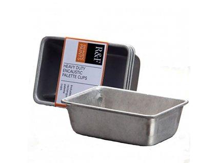 Enkaustika - Nádoby na tavení vosku - velké (3 ks)