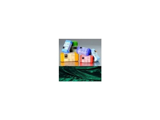 R&F zelené vosky na enkaustiku