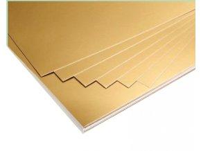 Zlaté kartony
