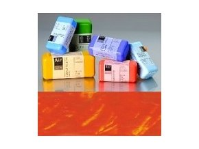 R&F oranžové vosky na enkaustiku