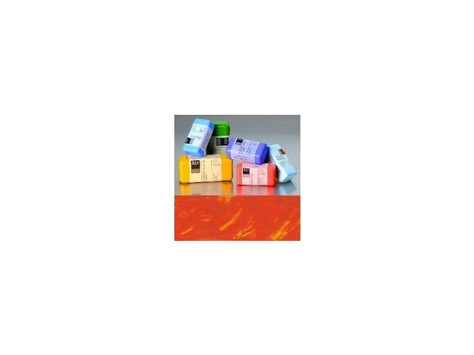 R&F vosky oranžové (R&F barva Oranžová alizarin)