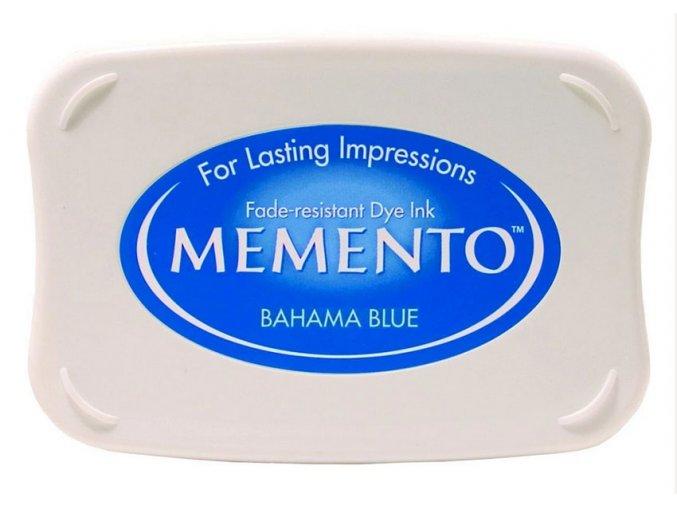 Modrý vankúšik