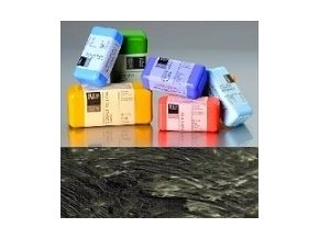 R&F vosky černo-bílo-šedé (R&F barva Neutrální bílá)