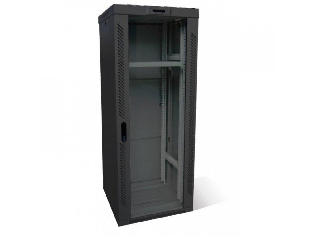 pylontech rack pylonbox 27u uzatvaratelny cierny