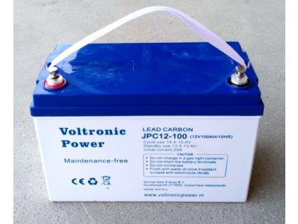 lead carbon JPC 12V 150Ah