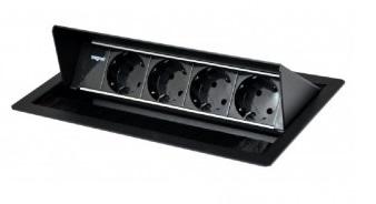 Magnat BOX - mechanicky výklopný panel