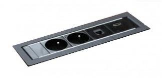 Magnat FRAME - pevný zásuvkový panel