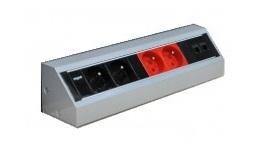 Magnat STICK - pevný zásuvkový panel - nezapuštěný