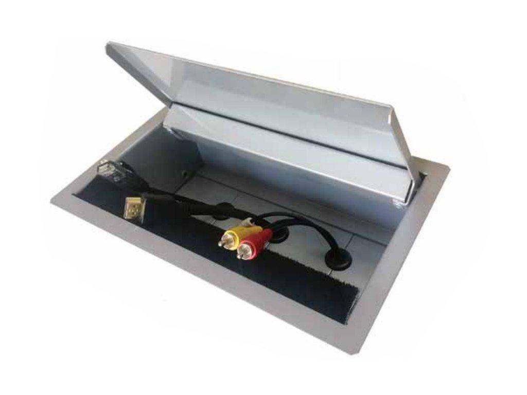 Magnat SUBDESK - kryt pro organizaci kabelů