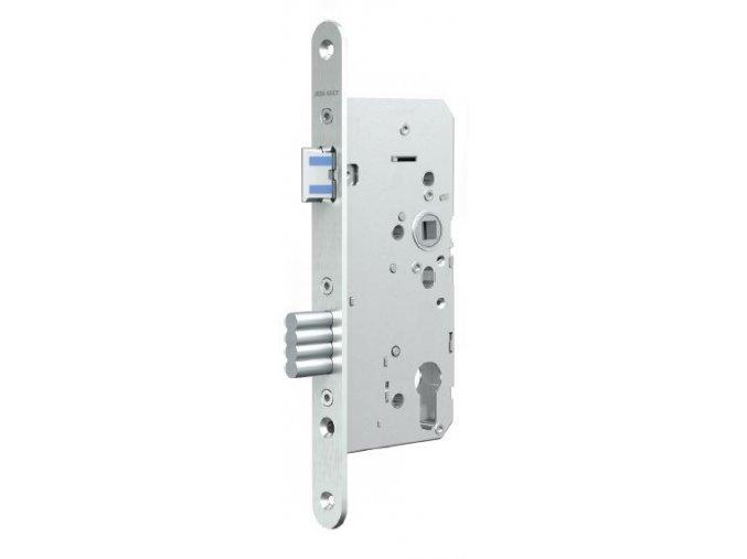 N1102 a N1114 - zadlabací zámek mechanický s panikovou funkcí
