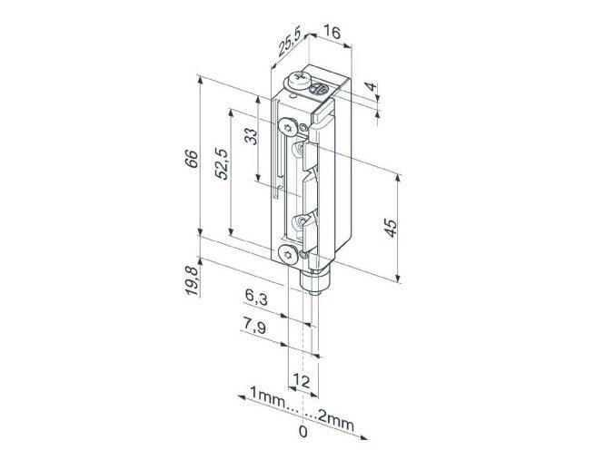 ATEX otvírač do výbušného prostředí