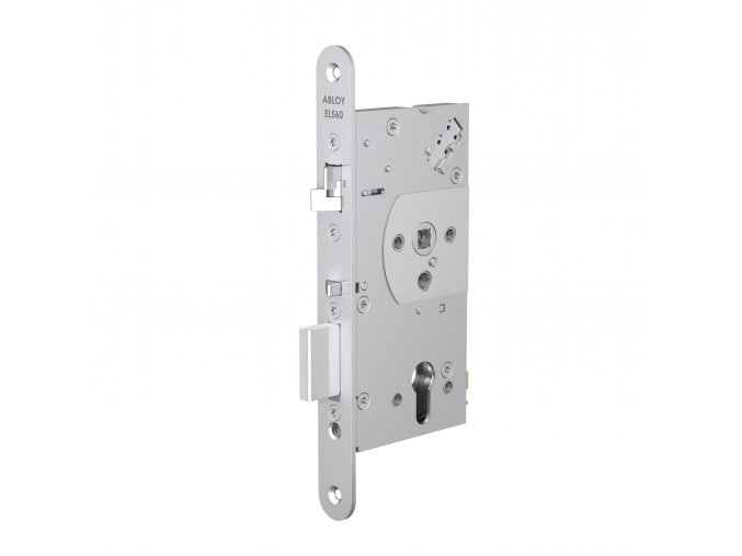 ABLOY EL560 – Elektromechanický hluboký zámek, čelo 20mm