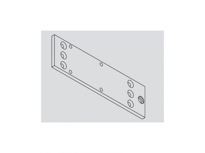 GEZE montážní deska pro GEZE TS1500