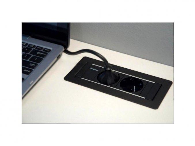 Magnat FRAME 031 - 4x 230V, HDMI, 2xUSB
