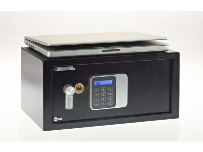 Yale YLG/200/DB1 Guest Safe Laptop