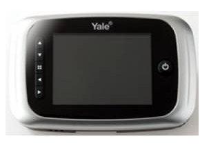 Yale 5000 - digitální kukátko s nahráváním