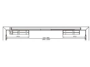 A113 prodlužovačí set pro G461-464