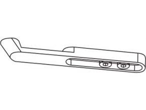 Ramínko s hákem G120