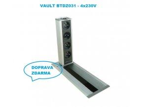 Vault BTDZ 031 - zásuvkový panel