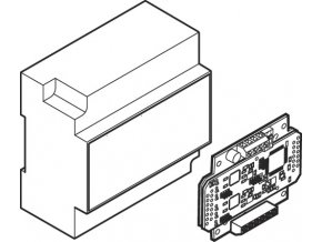 ePED interface for locks for distribution box installation 1386S00VT 00 Product image