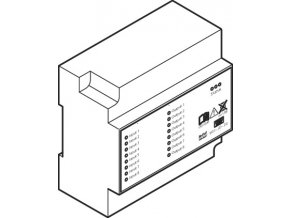 ePED Hi O IO interface for top hat rail 901 IO 20 00 Product image