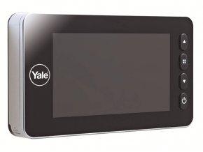Yale  5800 -  digitální dveřní kukátko s automatickým nahráváním