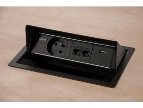 Magnat BOX 020 -  2x 230V+HDMI