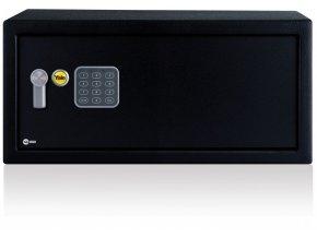 YALE YLV/200/DB1 - Domací sejf VALUE Laptop