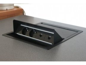 Magnat BOX DUO 005 - 3x230V,2xRJ-45 + 3x230V,2xRJ-45