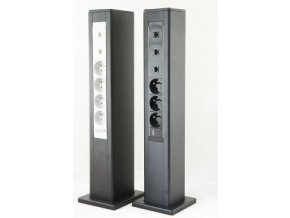 MAGNAT TOWER - 2x 230V + 2x RJ-45 + 2x USB 2.0