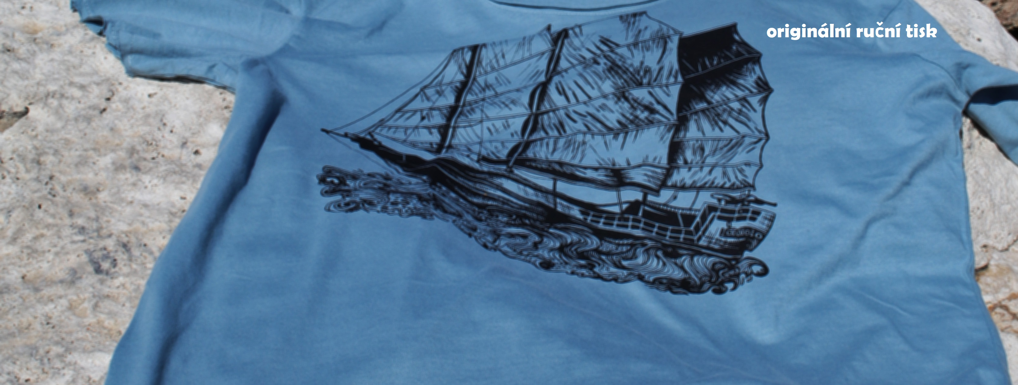Tričko plachetnice čínská