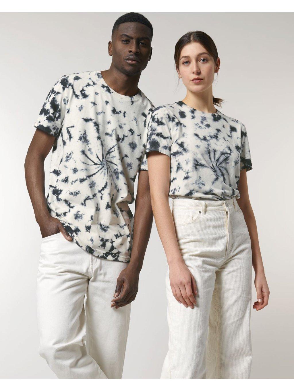 Creator Tie and Dye TieDye Natural RawBlack Duo Front Main 0