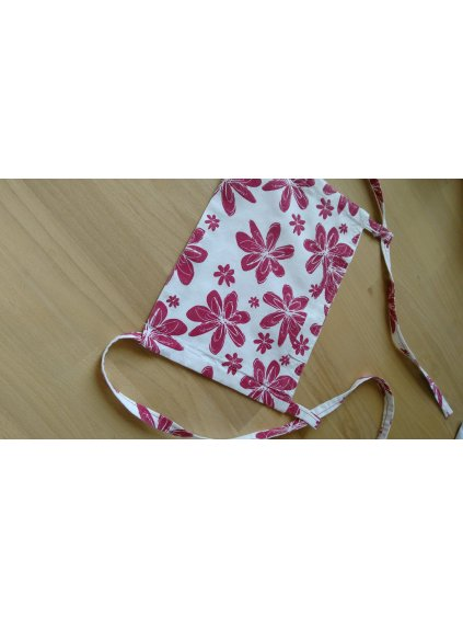 rouška květy enveroshop