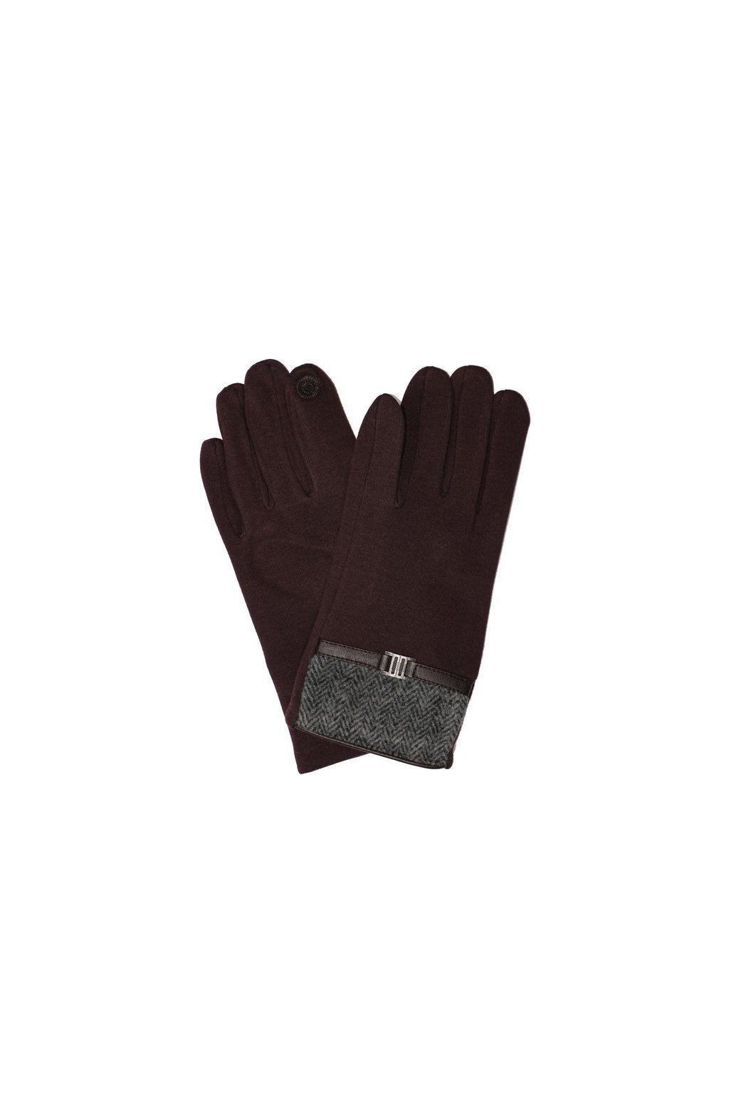 Pánské textilní rukavice BDA001
