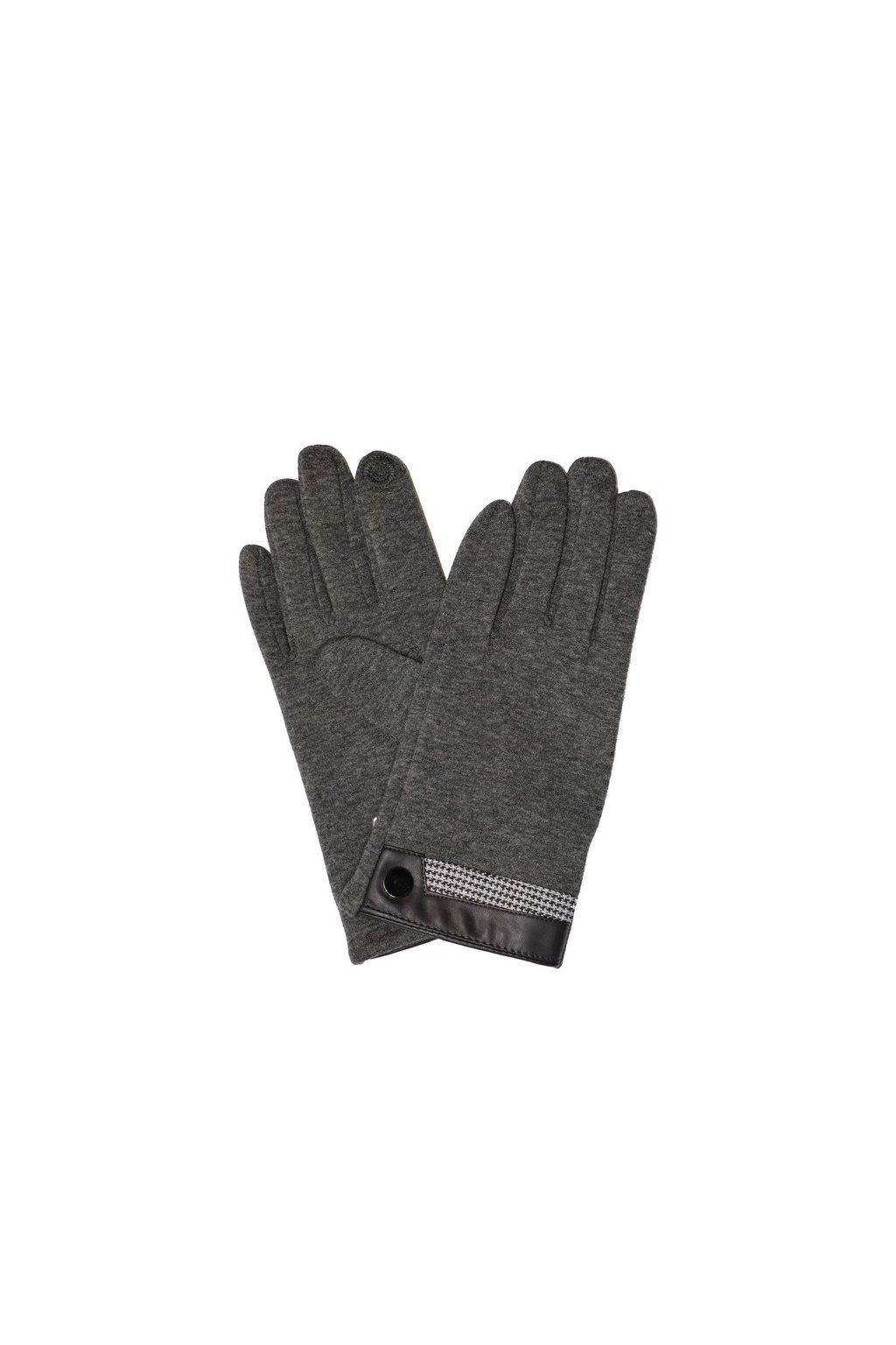 Pánské textilní rukavice BDA002