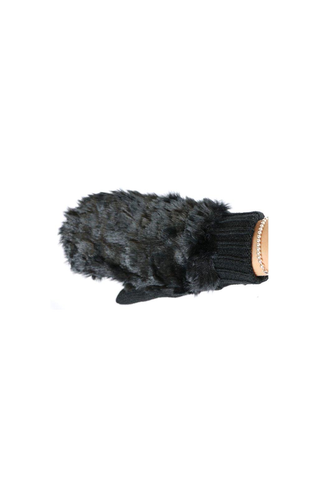 Dámské rukavice JKB036 černá