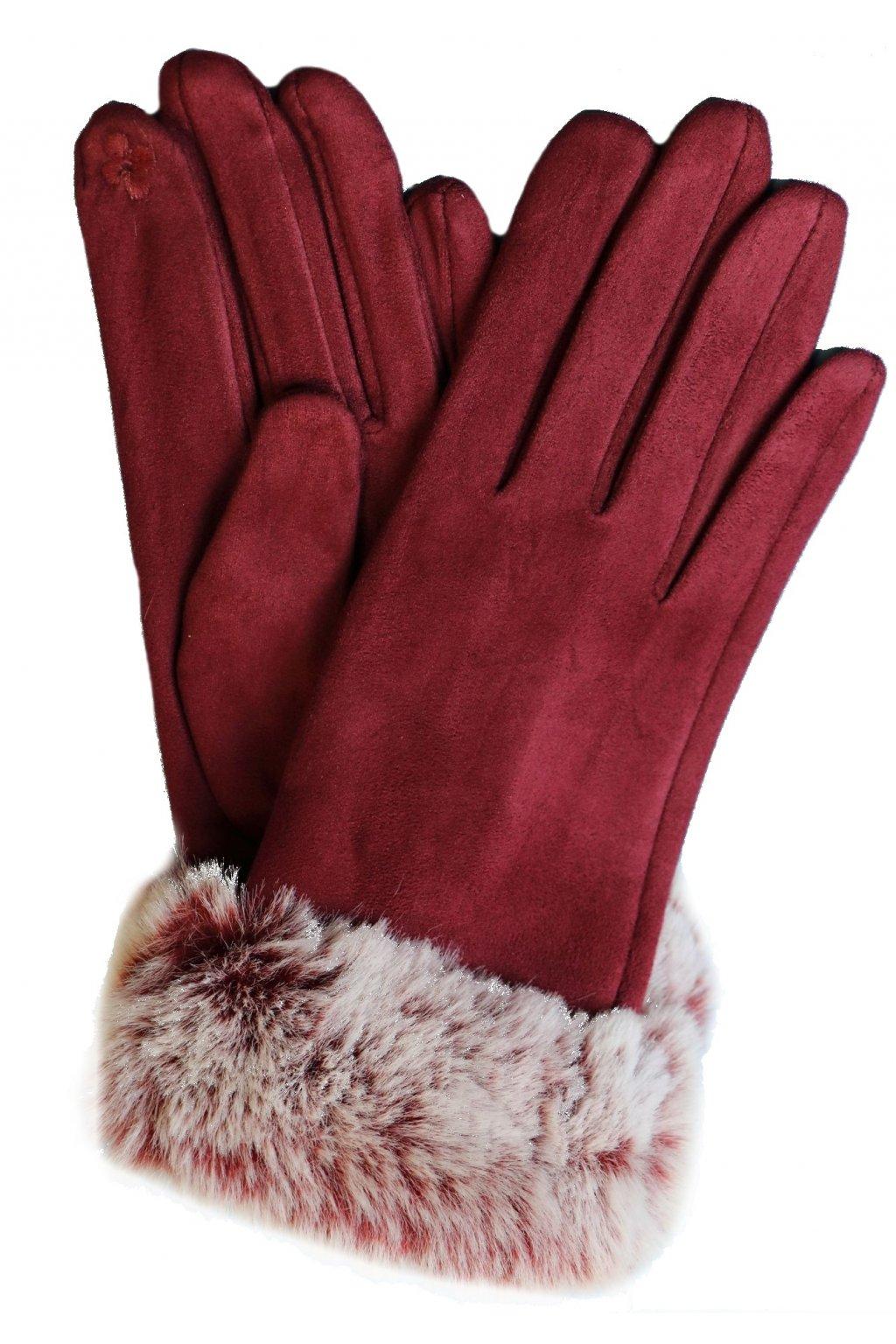Dámské rukavice JPB002