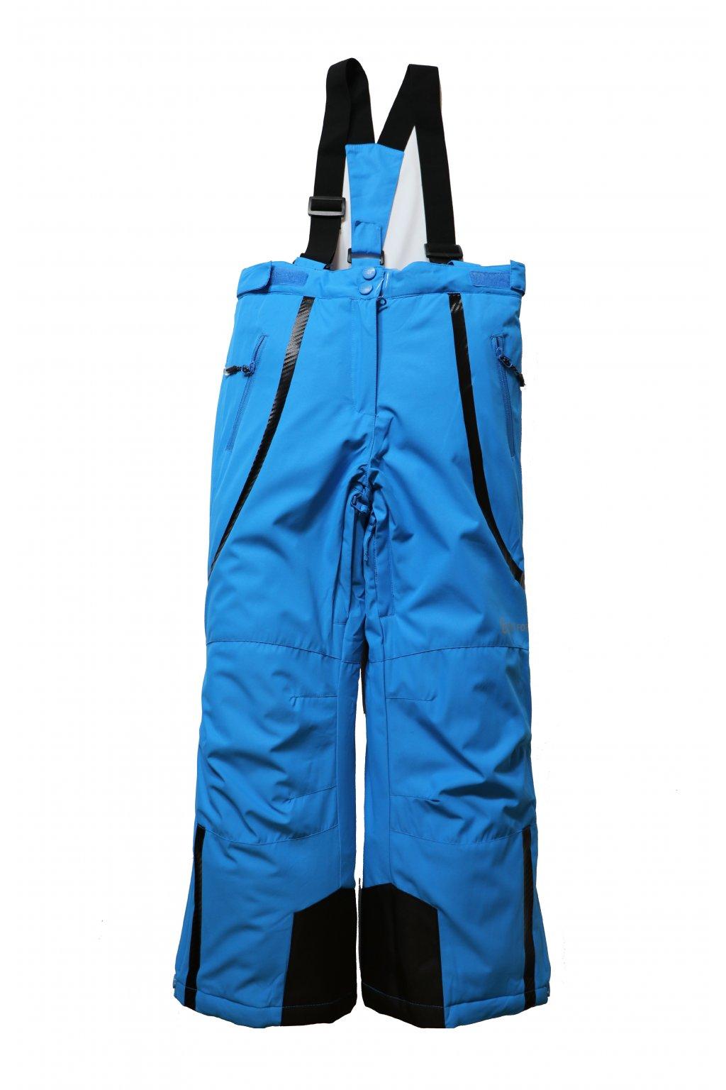 Dětské lyžařské kalhoty HB01-M1 modrá