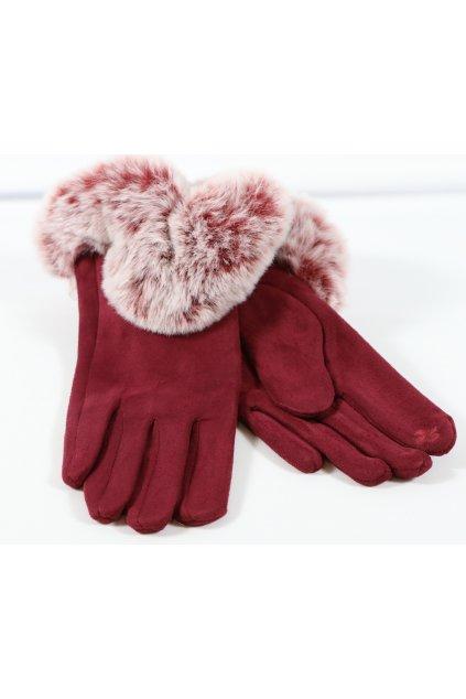 Dámské rukavice JPB001