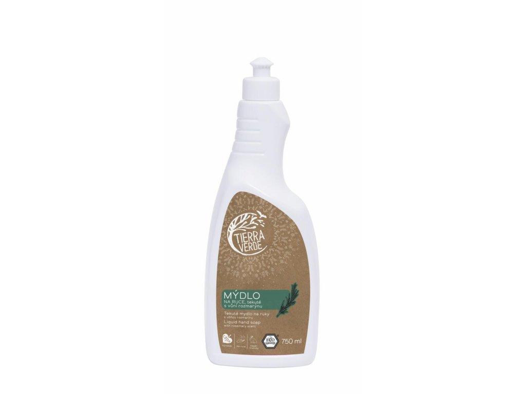 tekute mydlo na ruce rozmaryn lahev 750 ml 09750 0002 bile samo w