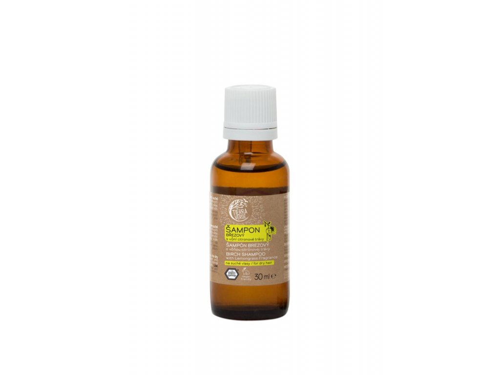 sampon brezovy s vuni citronove travy vzorek lahvicka 30 ml 10050 0001 bile samo w