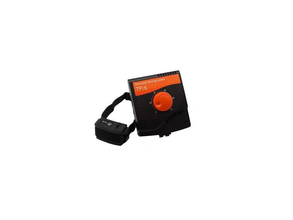 Vysílací stanice a Přijímač pro elektronický neviditelný ohradník  iTrainer TP16 bazár