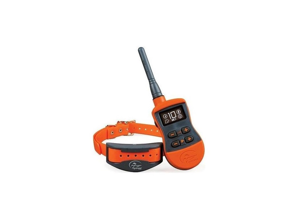 Přijímač a vysílač pro elektronický výcvikový obojek SportDog 1200m - model 1275 bazár