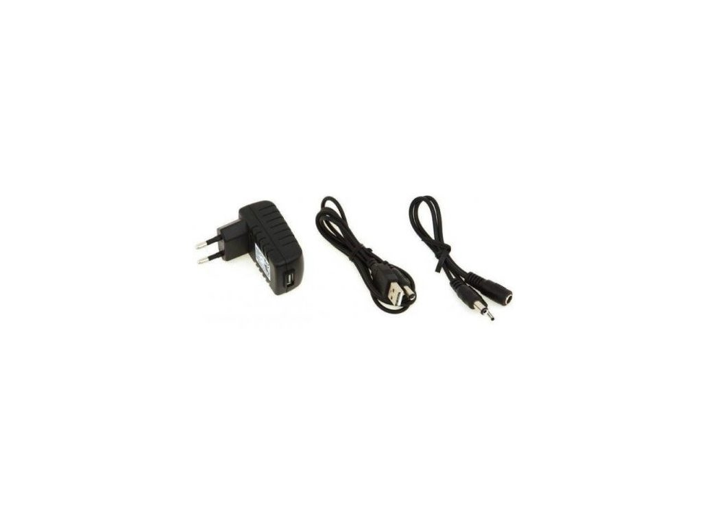Univerzální USB nabíječka + kabel