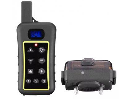 elektronický výcvikový obojek SafeTra MX-1200 Sport ANTI BARK