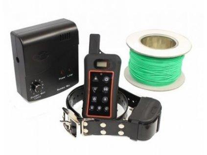 SafeTra FX-500 ohradník a výcvikový obojek 2v1