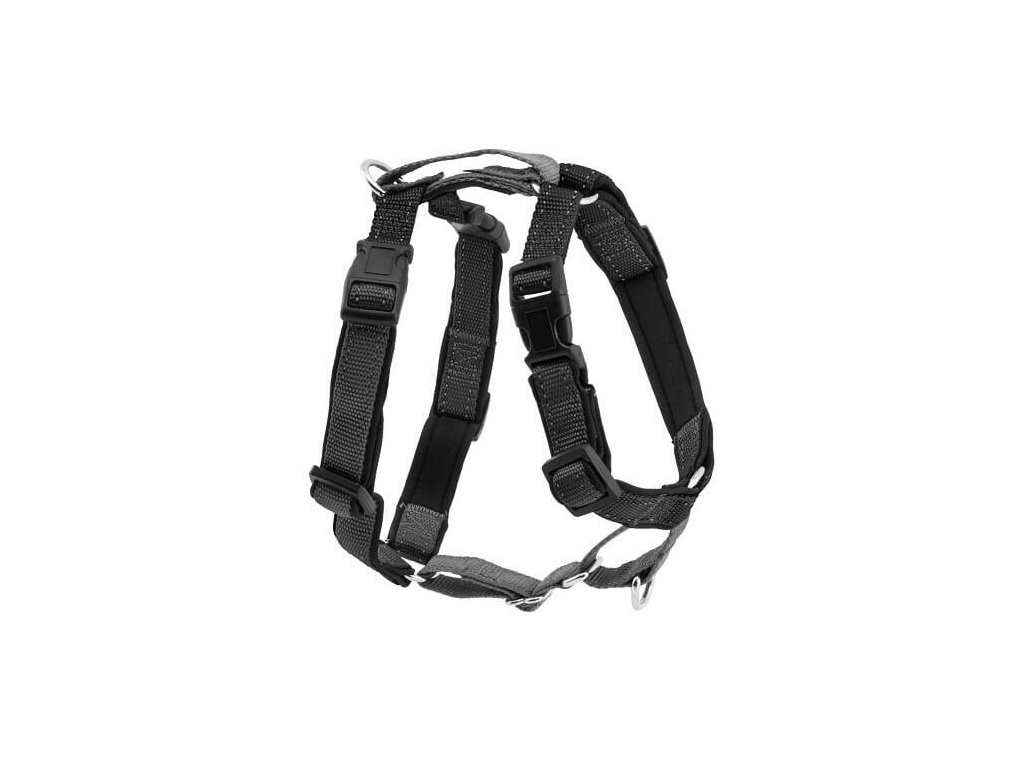 3in1 harness black web