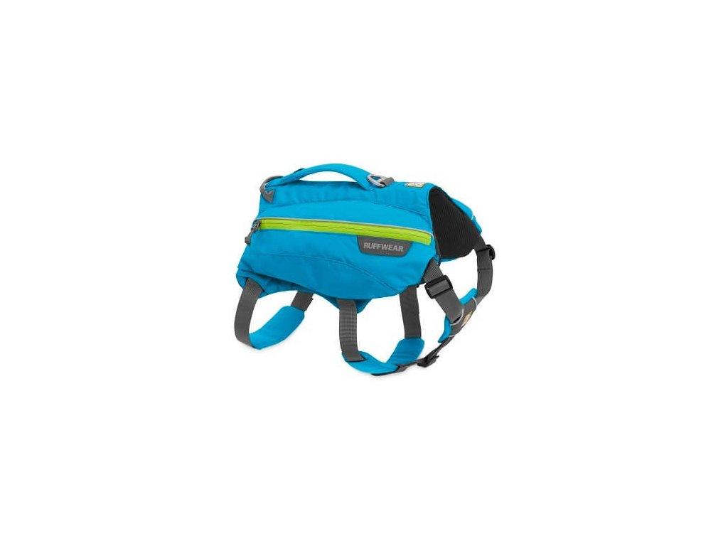 ruksak pre psa singletrakpack bluedusk right